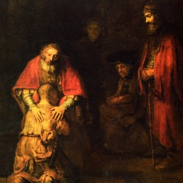 Rembrandts — The Return of the Prodigal Son
