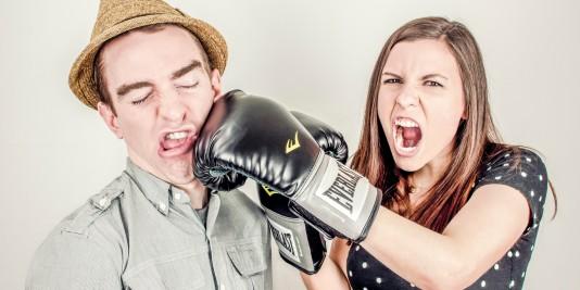 Falas e brigas
