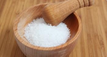 Sal, muito sal