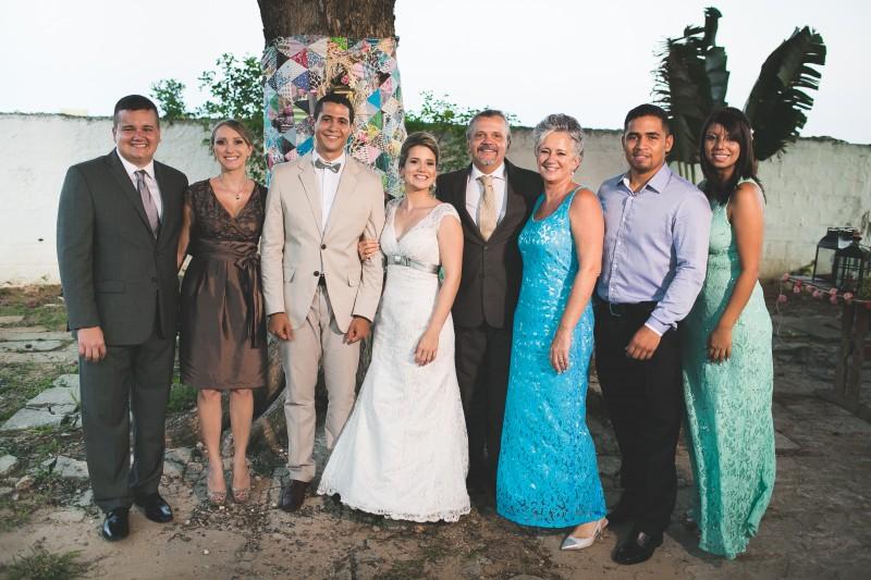 Casamento da Nicole com Danilo