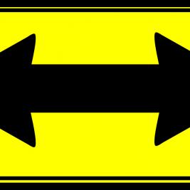 duas direções