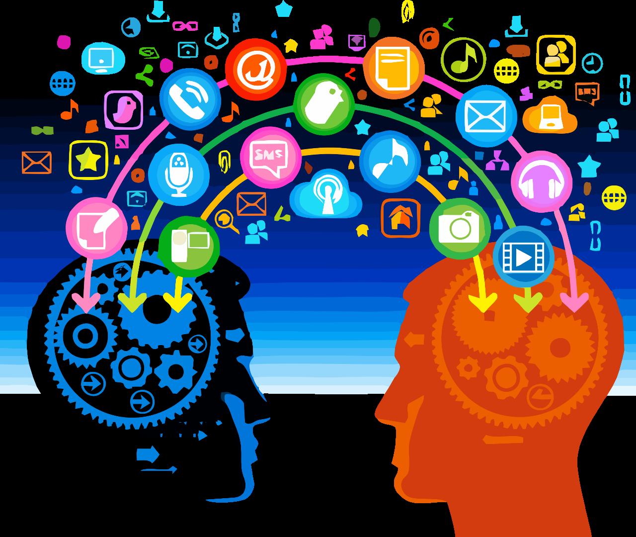 influencias redes sociais